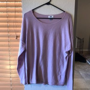 Old Navy Rose Sweater